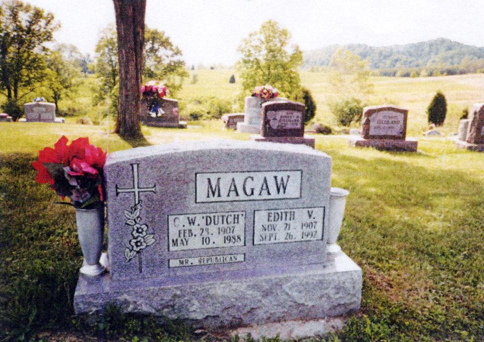 Magaw marker