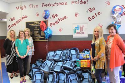 Jasper Backpack Donation