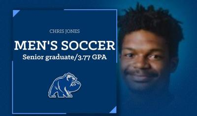 SSU Men's Soccer - Chris Jones