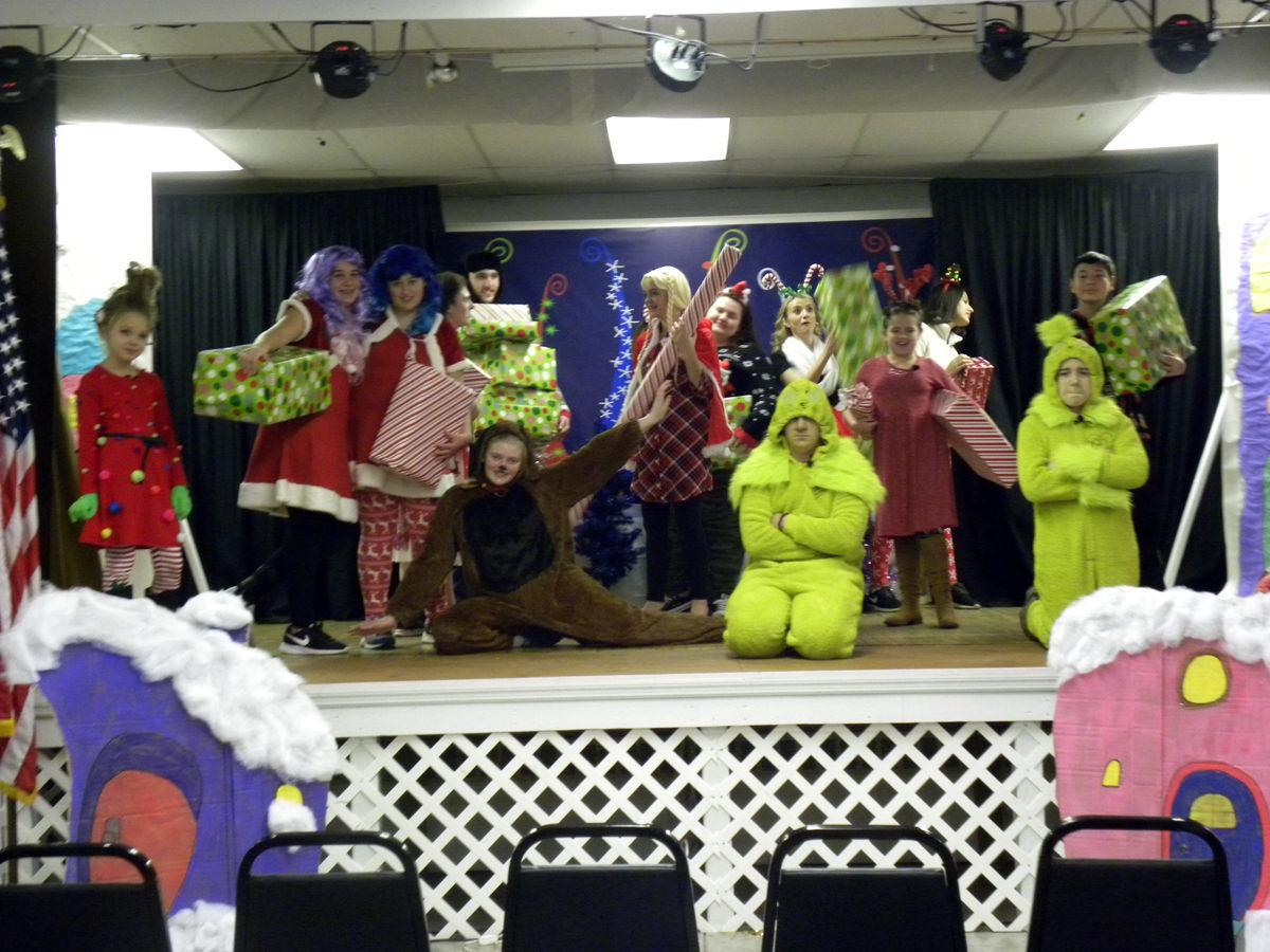 Pike Christian Academy to present 'How the Grinch Found Christmas'