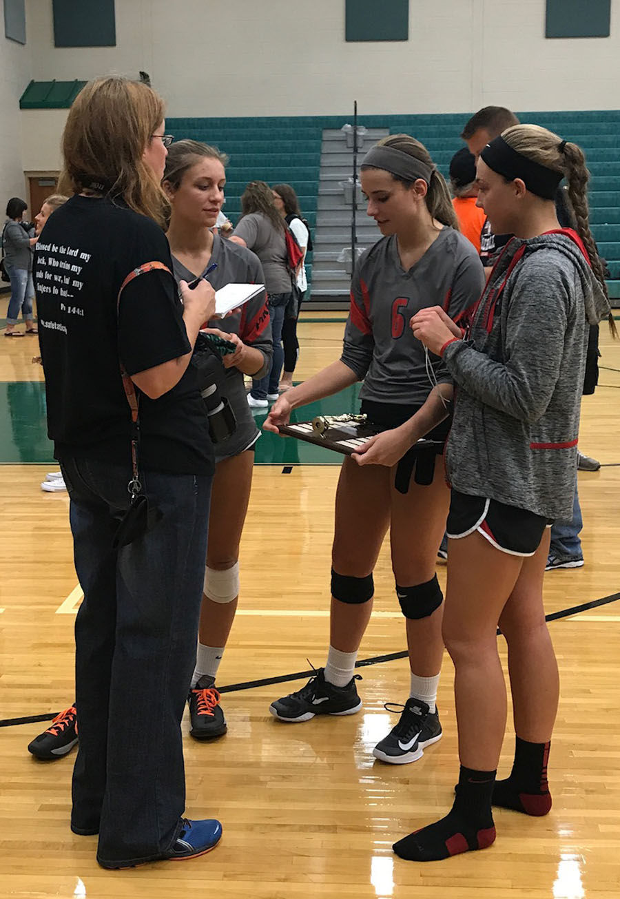 Billings with Piketon VB - interview