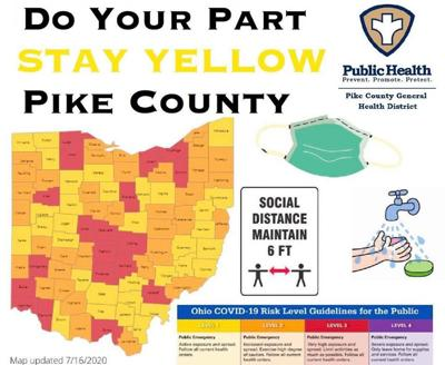 Stay Yellow Pike County