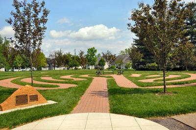 Bristol Village labyrinth