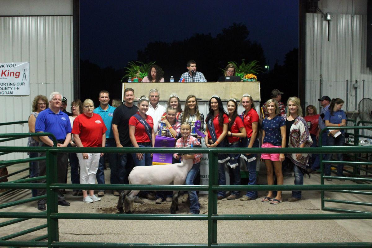 Pike County Fair 2018 Livestock Sale | Community
