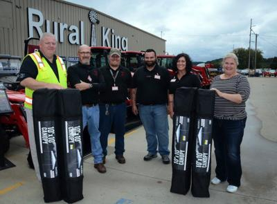 Rural King donation