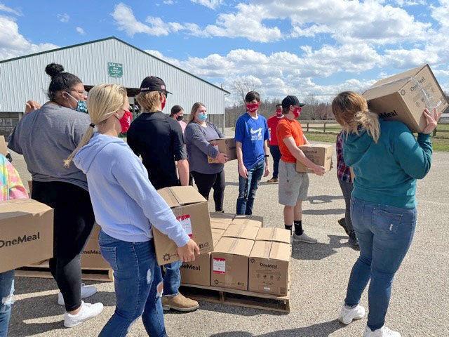 OSU Extension Food Distribution 2