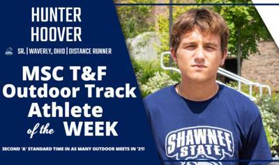 Hoover MSC track athlete of the week