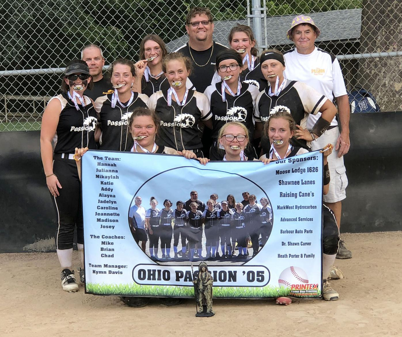 Ohio Passion 14U - banner