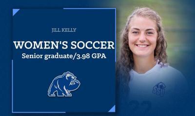 SSU women's soccer - Jill Kelly