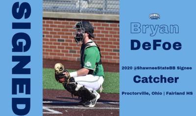 SSU Baseball - Bryan DeFoe photo