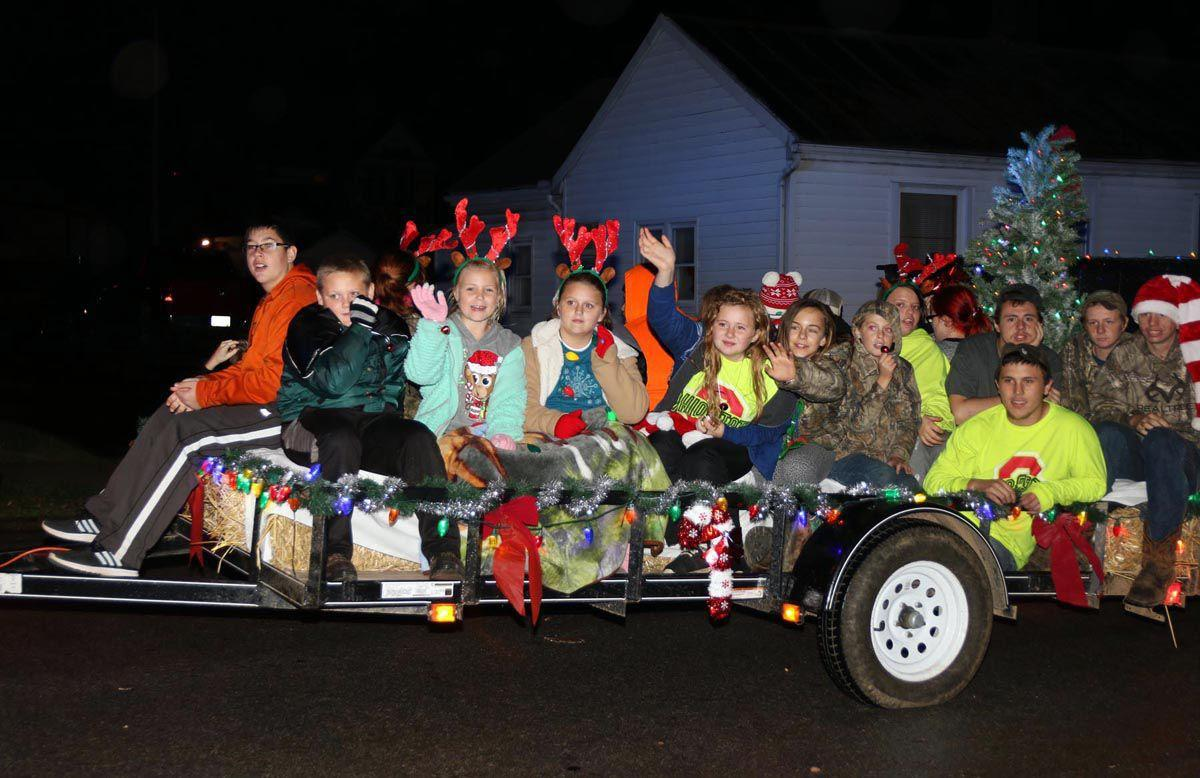Jingle Bell Parade to be held this weekend