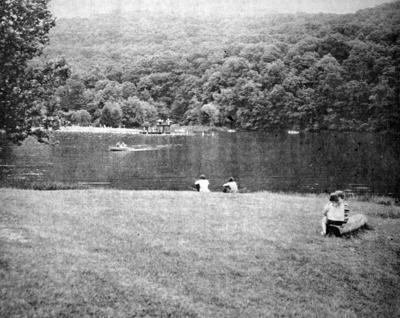 Archives photo 1-13-21 - July 5, 1972 Pike Lake