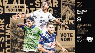 MLS All-Star promo 2021
