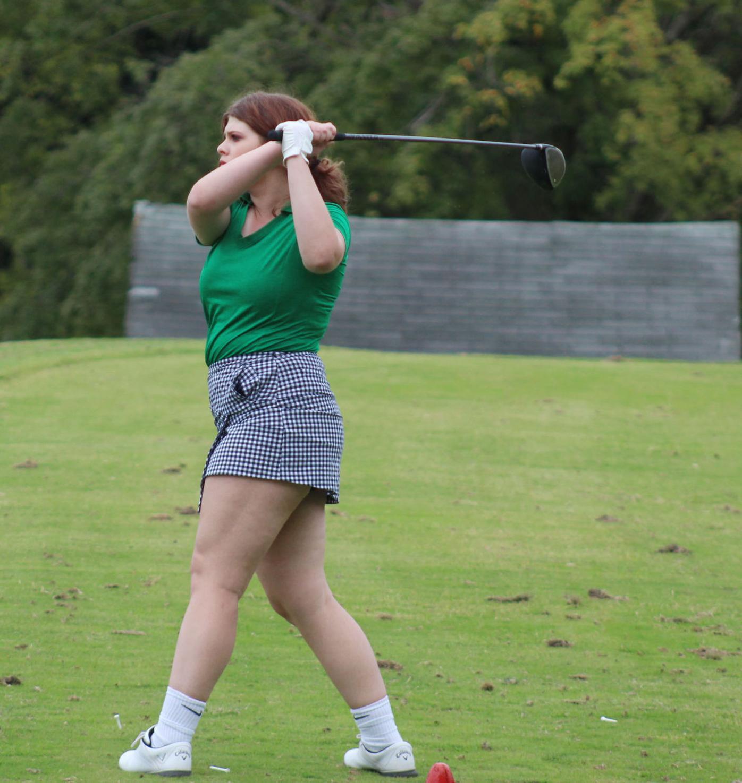 SOC Girls Golf - Rylee Coy