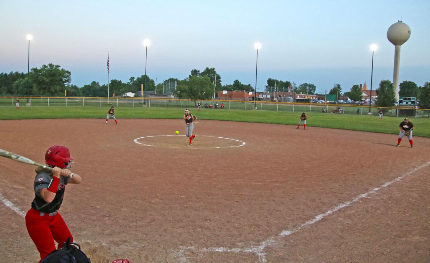 Beaver softball lights - main photo