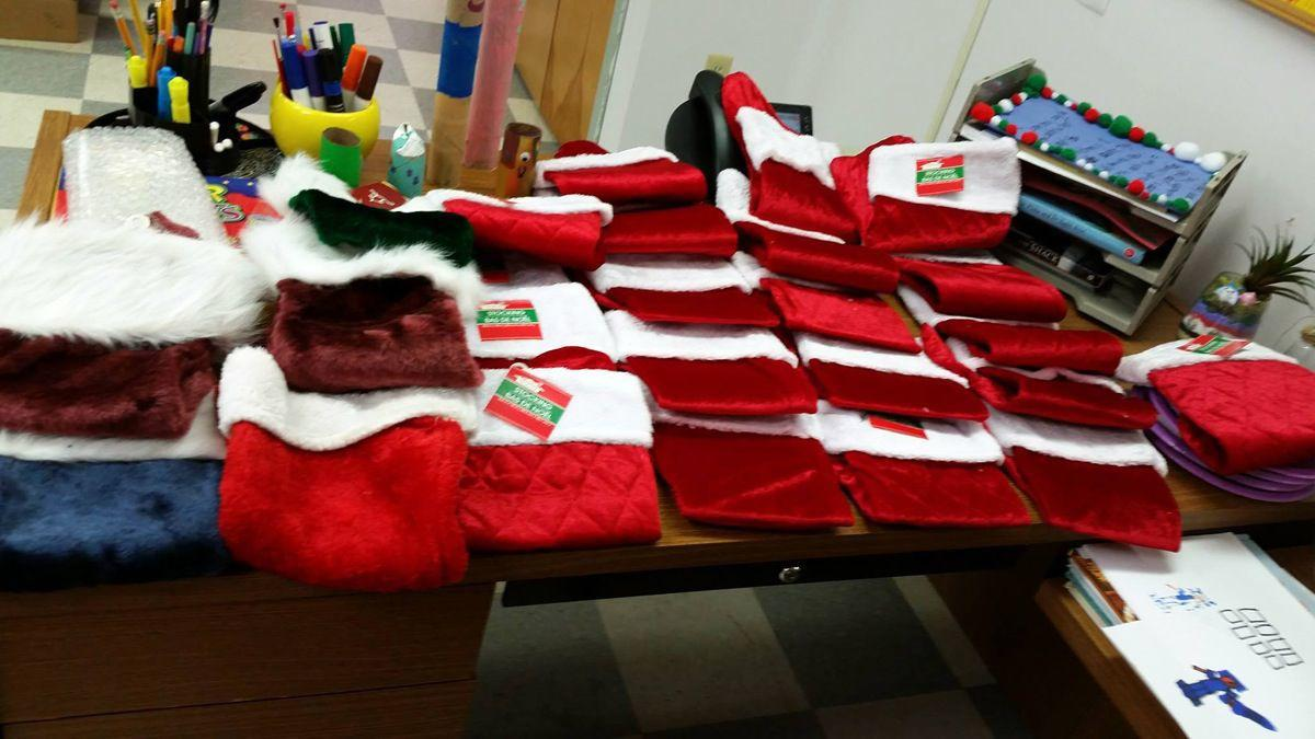 Donations accepted for Stocking Project at Garnet A. Wilson Public Library