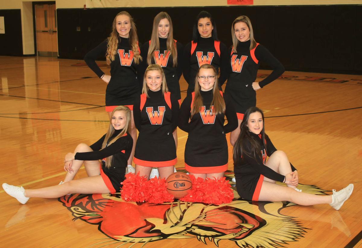 Pike County High School Cheerleaders 2015 2016 Sports