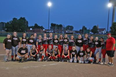 Eastern and Minford teams