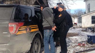 Convicted felon arrested for alleged rape | News | newswatchman com