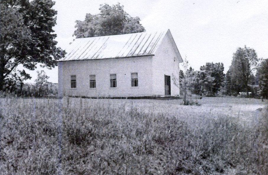 No Name Little Vine Baptist Church - 1978