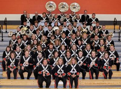 Waverly High School Marching Band