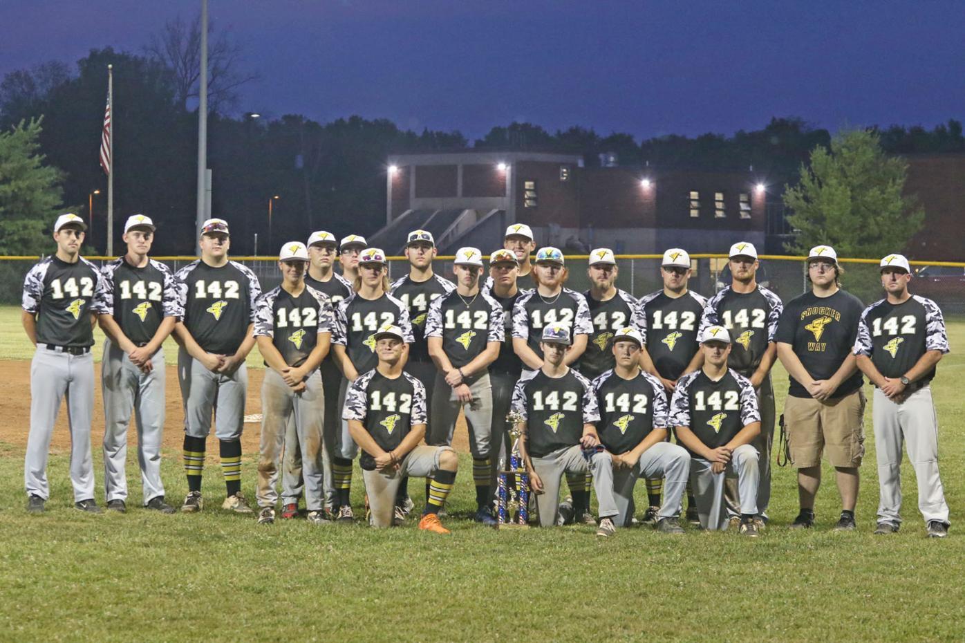 Legion Seniors team
