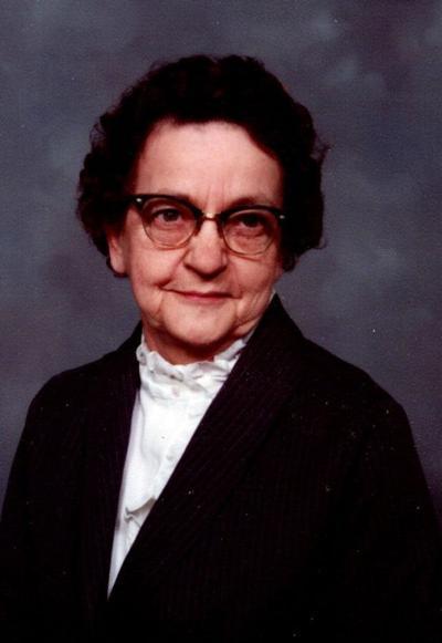 Gladys (Balzer) Chandler