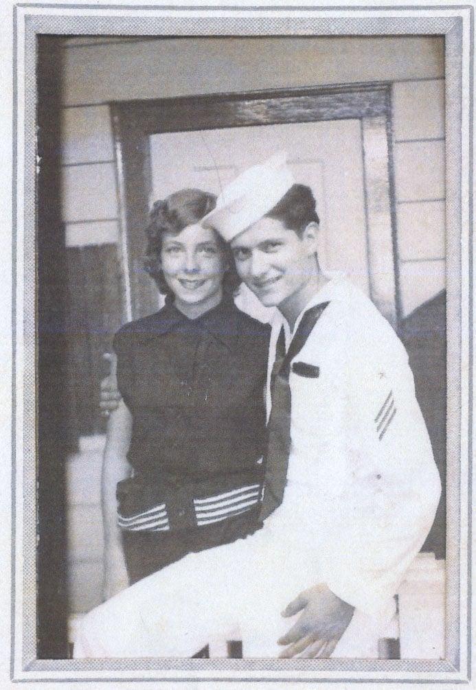 Jim Henry and Carol Tracy