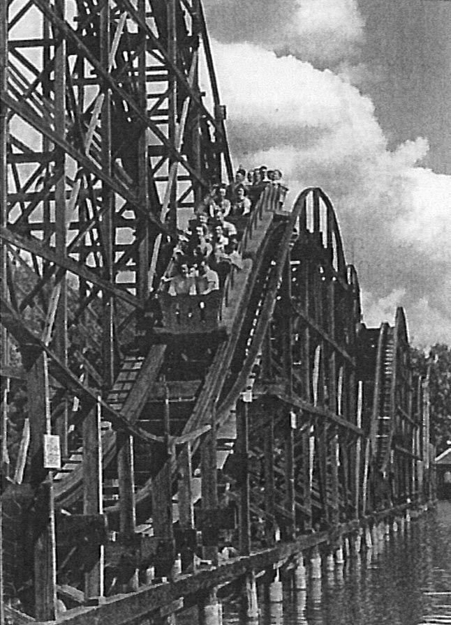 Buckeye Lake was once home to an amusement park | Pikes Past