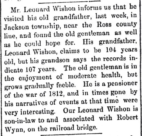 Pike Co. Republican 13 Jul 1876 - Wishon