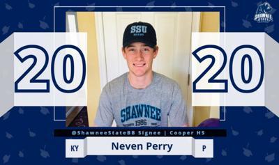 SSU baseball - Neven Perry