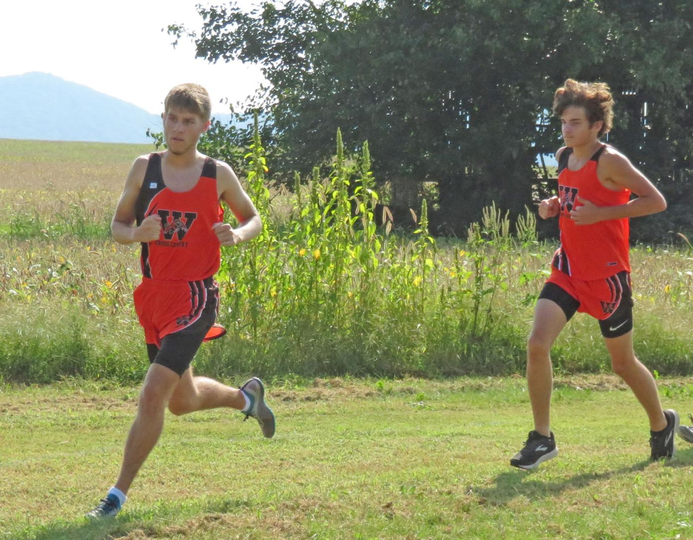 Tiger CC - A.J. Sibole and Ty Reisinger