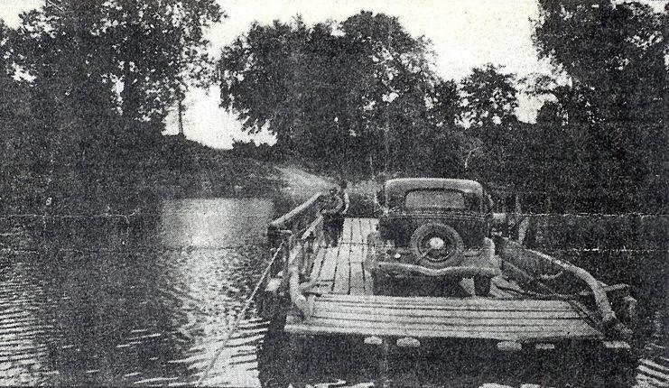 Wakefield Ferry
