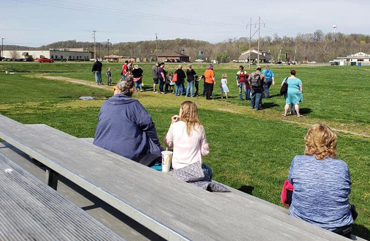 Community supports Healthy Kids Day
