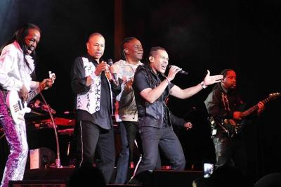 JENNINGS: Earth Wind & Fire sell out for Artpark