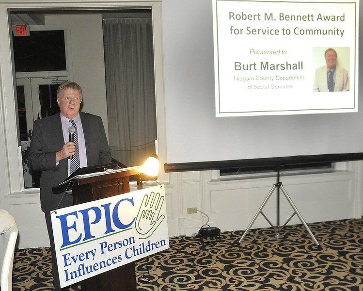 Niagara County administrator honored by EPIC