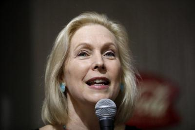 Beer pong 2020 —will Gillibrand's cool campaign pay off?