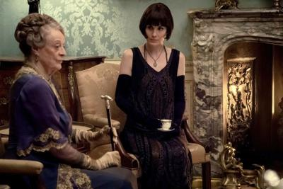 NAD Downton Abbey review