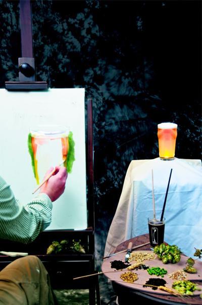 2011 Art of Beer Poster