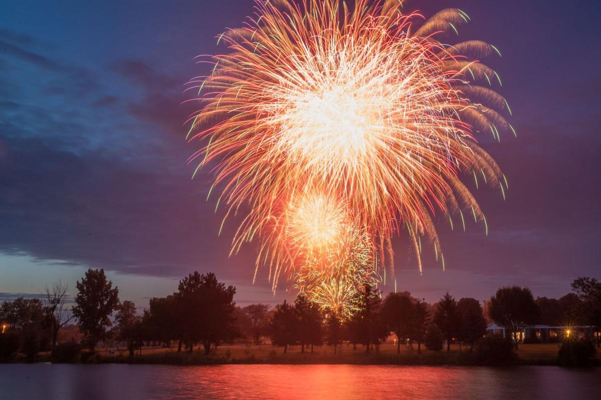 Fantasy Island Ny Fireworks