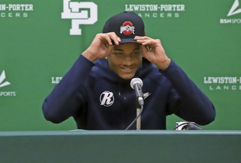 Lew-Port's Roddy Gayle Jr. verbally commits to Ohio State hoops
