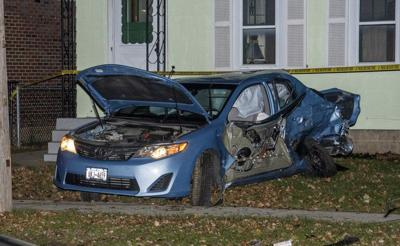 Two-car accident claims life of Falls woman