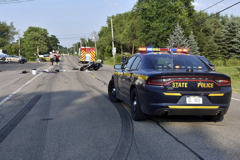 Lockport man killed in motorcycle accident in Cambria