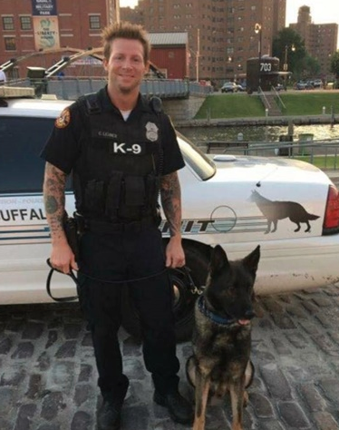 funeral services set for buffalo police officer killed during