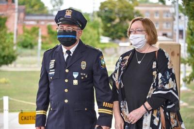 A new challenge for Niagara Falls police captain