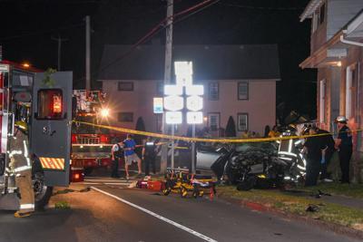 Hyde Park crash