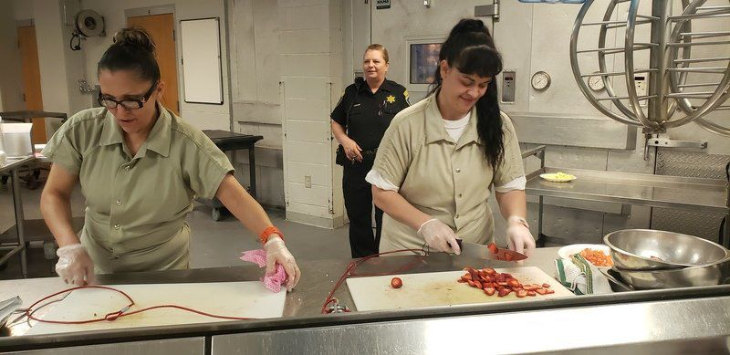 Culinary program at Niagara County Jail teaches more than fundamentals