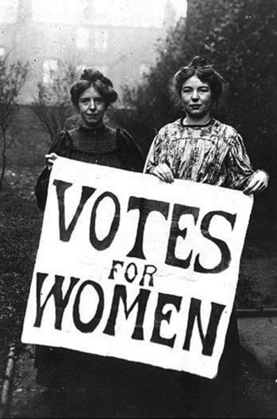 Women's right to vote highlighted at History Center event | Local ...