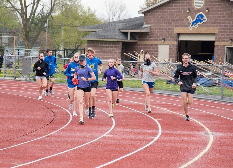 Spring high school sports open after two years away