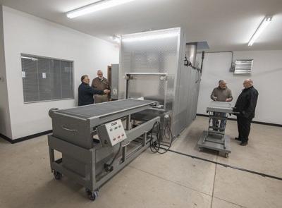 Volume of virus deaths spawn transfers to upstate crematories